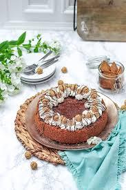nutella cheesecake deluxe