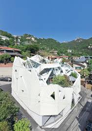 100 Blooming House Hwa Hun Special Mention Architecture