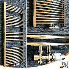 badheizkörper gold heizkörper handtuchtrockner mittelanschluss neu design top