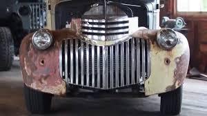 100 46 Chevy Truck 19 Chevrolet Cummins Diesel Chads Auto Shack YouTube