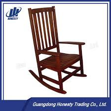 [Hot Item] Ty113 Traditional Simple Wooden Rocking Chair