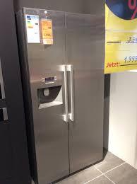 neff 2 türen kühlschrank side by side silber küche xxxlutz heilbronn