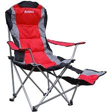 gigatent cing chair with footrest walmart