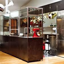 laboratoire de cuisine cuisine design idées déco pour des cuisines design de pro
