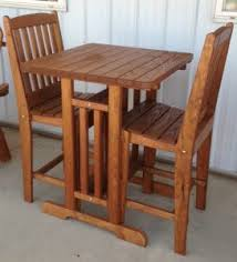wood picnic tables amish yard
