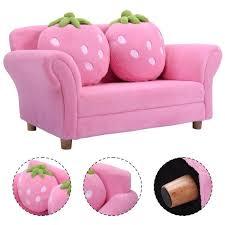 canapé chambre canapé sofa enfant 2 oreillers meubles chambre d enfant jeu
