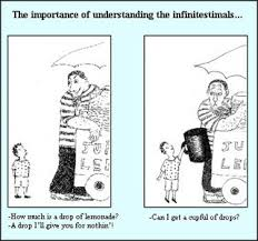 A Cartoon That Demonstrates The Importance Of Understanding Infinitestimals
