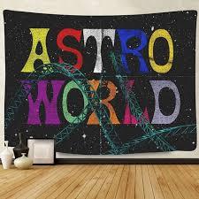 astro world s cott tapisserie haus dekor wandbild schlafzimmer wohnzimmer wand hintergrund tuch
