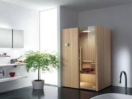 finnische sauna im badezimmer auki effegibi kompakte groesse