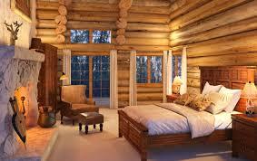 Log Cabin Interiors Decorating Interior Design Ideas Rustic