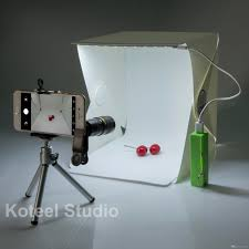 2018 Koteel Mini graphy Studio Light Tent Lightroom Light Box