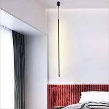 italien minimalistische led pendelleuchte schlanke le