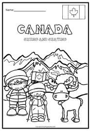 Christmas Around The World Colouring Pages 18 Black Line Masters To Color