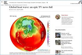 When Dawn Stover Published An Article Global Heat Wave Epic TV News Fail In The Bulletin Of Atomic Scientists On July 19 A Senior Scientist Asked Me
