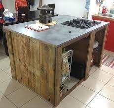 fabrication d un ilot central de cuisine fabriquer ilot central cuisine collection avec impressionnant ilot
