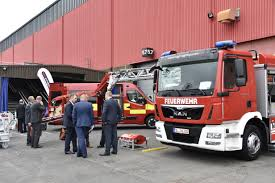 Latest Vehicles And Equipment At The Emergency Services Show