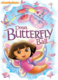Dora The Explorer Fiesta Kitchen Set by Dora The Explorer Dora U0027s Butterfly Ball Dvd Review And Giveaway