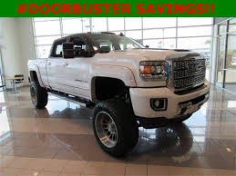 GMC Sierra 2500 For Sale Nationwide - Autotrader Mckinyville Used Gmc Sierra 2500hd Vehicles For Sale Broken Bow Classic Parkersburg In Princeton In Patriot Anson Available Wifi Gonzales Morrisburg Berlin Vt Trucks Suvs For Joliet Il 2016 Sierra Denali 4wd Crew Cab Fort 2015 2500 Heavy Duty Denali 4x4 Truck In Sebewaing