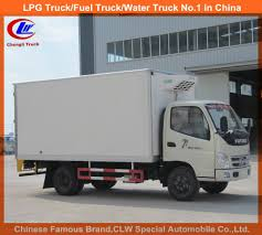 100 Small Box Trucks For Sale Freezer Truck 3t With Thermo Kingcarrier Refrigerator Buy