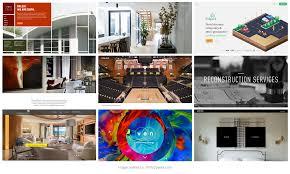 100 Interior Architecture Websites 10 Beautiful Firm Website Designs