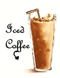 Iced Coffee By SoMi K