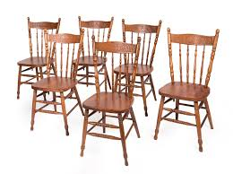 LYREBIRD Dining Chairs. A Good Set Of 6 By Melbourne Chair ...