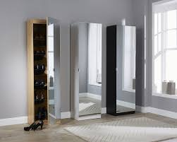 Cabidor Classic Storage Cabinet With Mirror by Mirrored Shoe Storage Cabinet U2022 Storage Cabinet Ideas