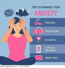 Useful Advice To For Your Tips Anxiety Vector Photo Free Trial Bigstock