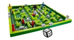 Lego Board Games MInotaurus