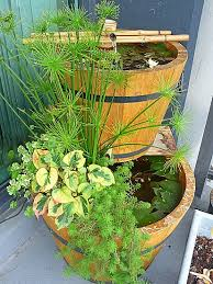 Aquascape Patio Pond Australia by Another Addiction Water Container Ponds Show Me Yours Please