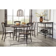 Mestler Side Chair By Ashley by Ashley Furniture Dining Room Tables Provisionsdining Com