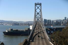 100 Shipping Containers San Francisco Biggest Container Ship To Visit US Enters