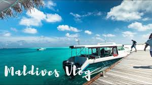 100 Maldives Angsana Velavaru Resort Sea Plane Speed Boat Travel