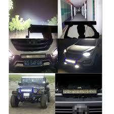 100 Work Lights For Trucks Super Bright 9600lm 22 Inch 120W LED Bar Flood Spot Combo Truck