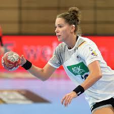 HandballWM Der Frauen In Deutschland Emily Bölk Will Den Titel