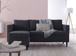 canapé d angle anthracite canapé d angle réversible anthracite à prix discount achatdesign