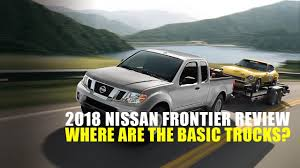 2018 Nissan Frontier Review - Where Did The Basic Trucks Go? - YouTube 2001 Nissan Frontier Fuel Tank Truck Trend Garage 2019 Reviews Price Photos And 20 Redesign Diesel Specs Interior New Sv For Sale Serving Atlanta Ga 2018 Review Ratings Edmunds Crew Cab Pickup In Roseville F12538 Preowned 2015 4wd Swb Automatic Pro4x 2017 Overview Cargurus Where Did The Basic Trucks Go Youtube Colors Usa Rating Motortrend Prices Incentives Dealers Truecar