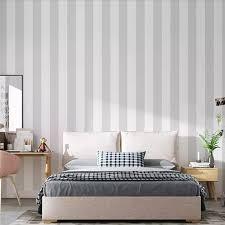 nordic stil ins moderne minimalistischen grau schwarz und weiß vertikale streifen tapete wohnzimmer schlafzimmer kleidung shop tapete