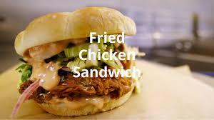 100 Ludo Food Truck Chef Lefebvre Makes His Bird Fried Chicken Sandwich YouTube