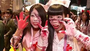 Do Mormons Celebrate Halloween by How Is Halloween Celebrated In Tokyo Culture Of Japan