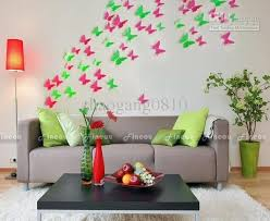 Wholesale 3D DIY Wall Sticker Stickers Butterfly Home Decor Room