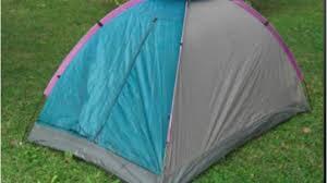 tente de cing 3 chambres comment monter une tente dôme voyager quotidien pratique