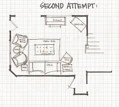 Living Room Furniture Layout Plans Small Arrangement