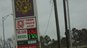 100 Tiger Truck Stop Louisiana Mulvanys On The Road Sunday In
