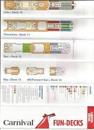 Norwegian Dawn Deck Plans Pdf by 23 2017 Carnival Cruise Deck Plan Symbols Punchaos Com