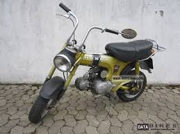 1976 Honda ST 50 GE Motor Assisted Bicycle