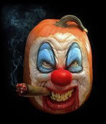 Clown Pumpkin Template by 80 Pumpkin Carving Ideas For Halloween