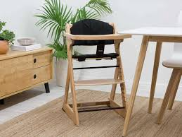 Mocka Original Wooden Highchair - Highchairs| Mocka AU