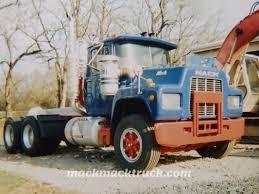100 R Model Mack Trucks For Sale Truck Estoration Mickey Delia NJ