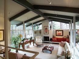 100 Mid Century Modern For Sale Midcentury Modern Ceiling Beams Charlotte NC Homes